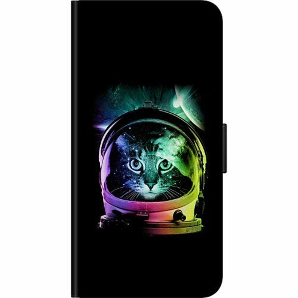 Huawei P20 Pro Billigt Fodral Space Cat