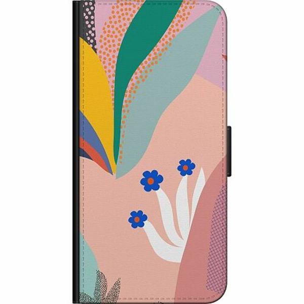 Apple iPhone 12 mini Billigt Fodral Surfs Up, Coral