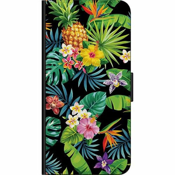 Apple iPhone XS Max Billigt Fodral Tropical Vibe
