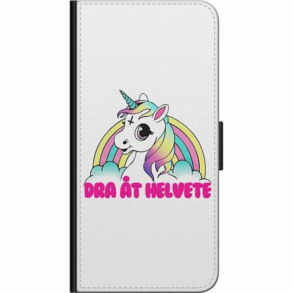 Apple iPhone XS Max Billigt Fodral Unicorn