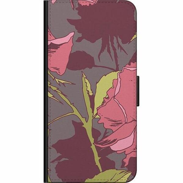 Xiaomi Mi 10 Fodralväska Colour Me Roses