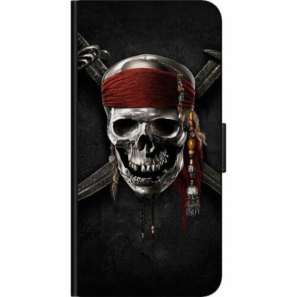 Huawei Y6 (2018) Fodralväska Pirate