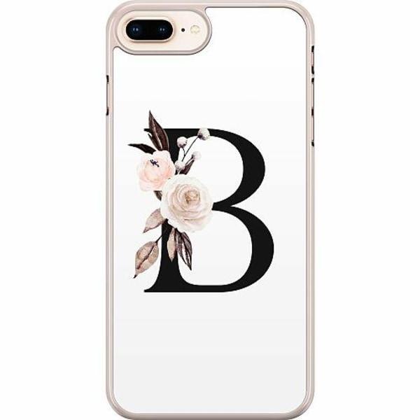 Apple iPhone 7 Plus Hard Case (Transparent) Bokstäver