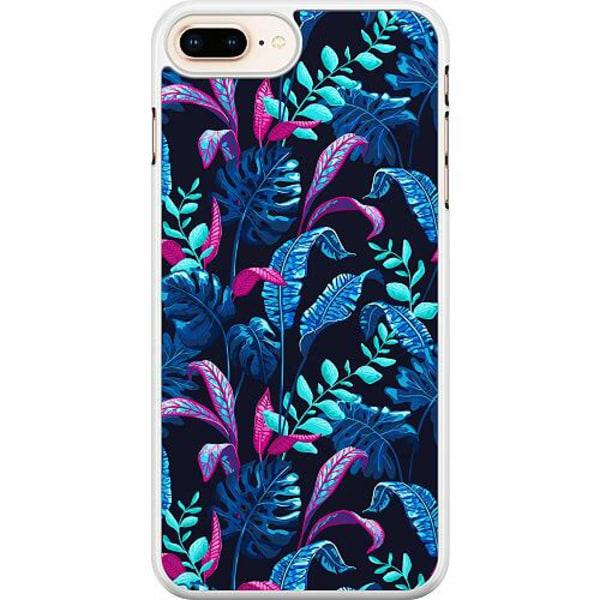 Apple iPhone 7 Plus Hard Case (Vit) Fairy Forest