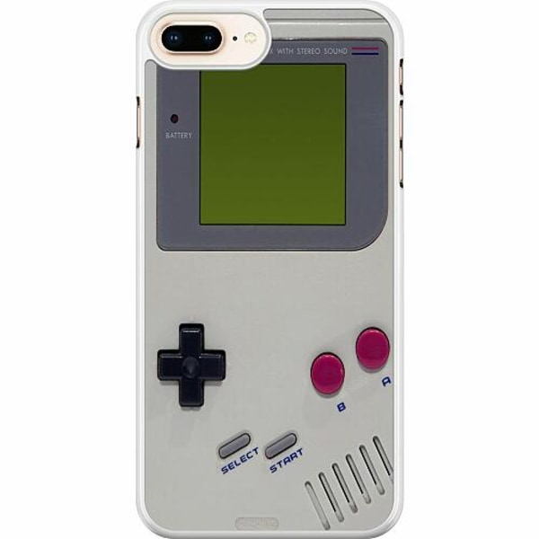 Apple iPhone 7 Plus Hard Case (Vit) Game