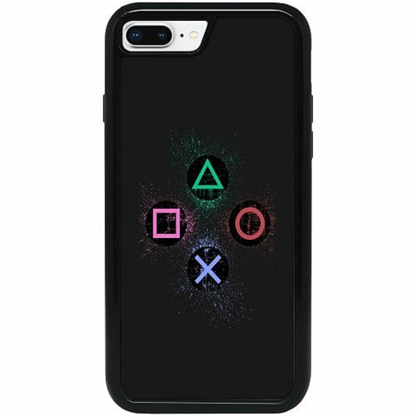 Apple iPhone 7 Plus Heavy Duty 2IN1 Game