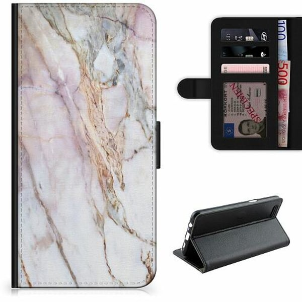 Apple iPhone XR Lyxigt Fodral Marmor