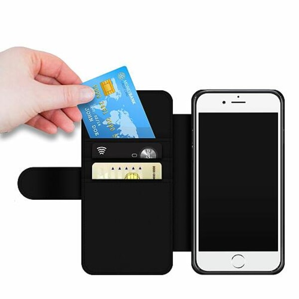 Apple iPhone 7 Plus Slimmat Fodral Fortnite 2021