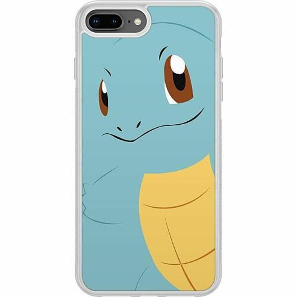Apple iPhone 7 Plus Soft Case (Frostad) Pokémon - Squirtle