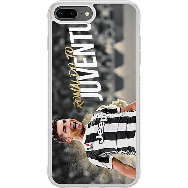Apple iPhone 7 Plus Soft Case (Frostad) Ronaldo
