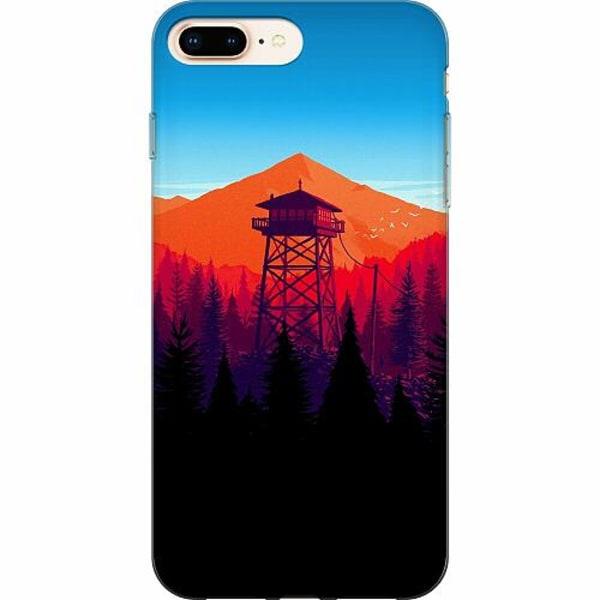 Apple iPhone 7 Plus Thin Case Pattern