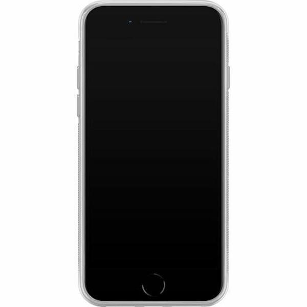 Apple iPhone 8 Soft Case (Frostad) Fortnite Marshmello
