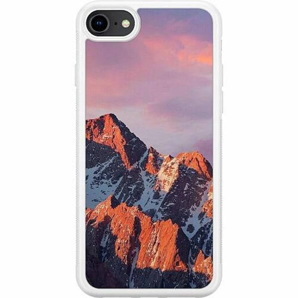 Apple iPhone 8 Soft Case (Vit) Pattern