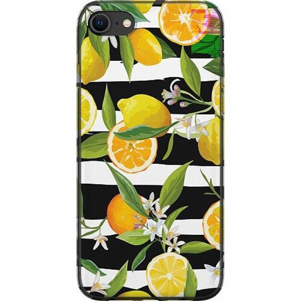 Apple iPhone 7 TPU Mobilskal Lemon Party