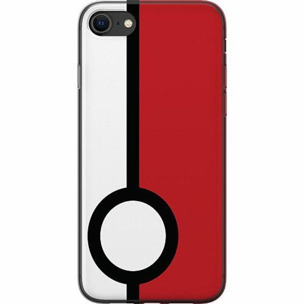 Apple iPhone SE (2020) Mjukt skal - Pokemon