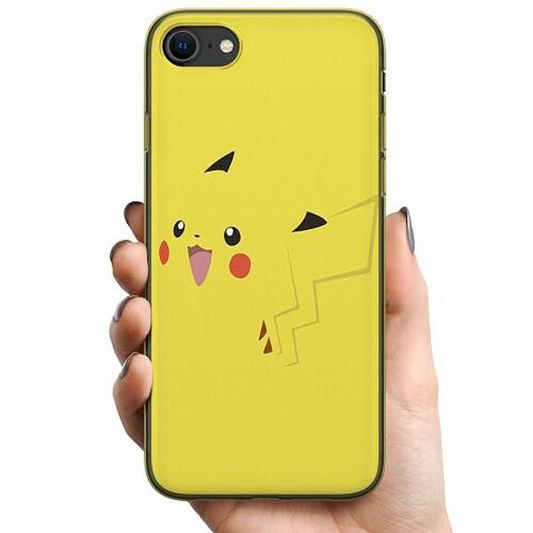 Apple iPhone 7 TPU Mobilskal Pokémon: Pikachu
