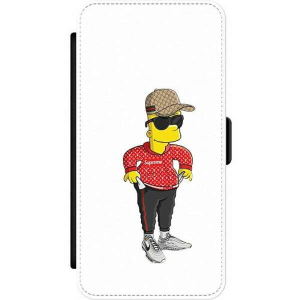 Samsung Galaxy A71 Wallet Slim Case Bart Simpsons SUP