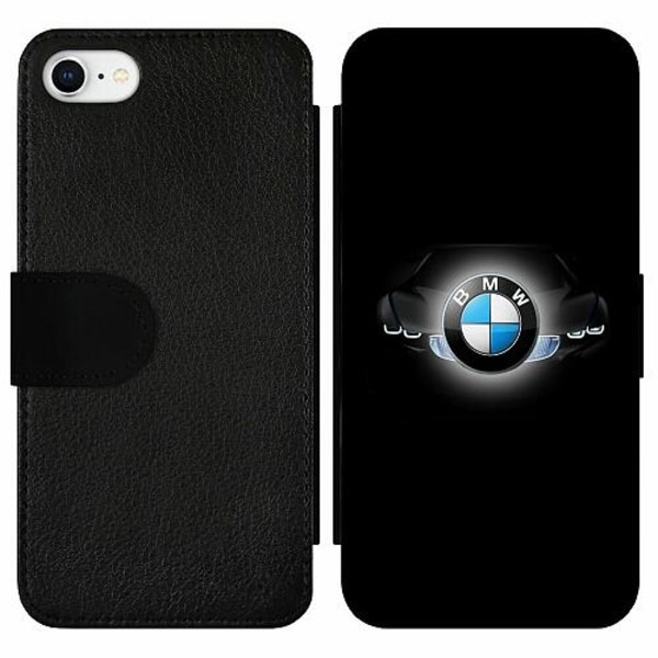 Apple iPhone SE (2020) Wallet Slim Case BMW