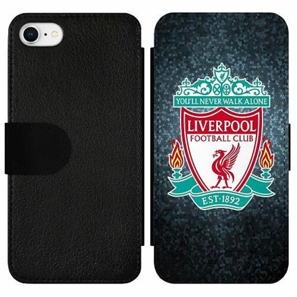 Apple iPhone SE (2020) Wallet Slim Case Liverpool Football Club