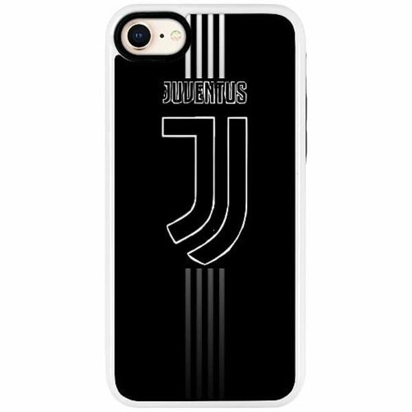 Apple iPhone 8 Duo Case Vit Juventus FC