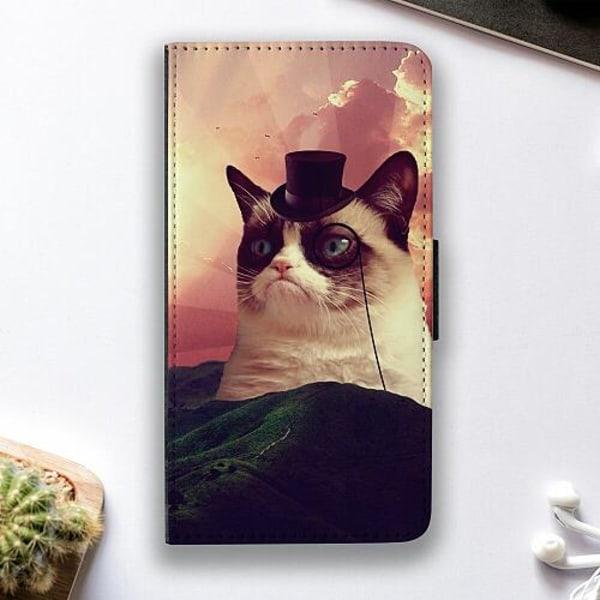 Huawei P30 Pro Fodralskal Cat Af Grund