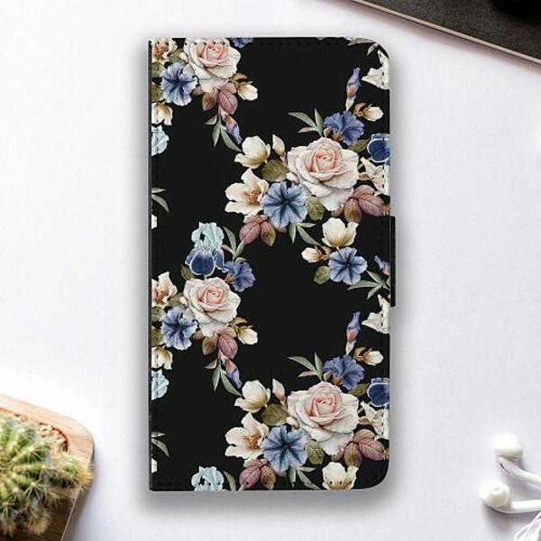 Huawei P30 Pro Fodralskal Floral