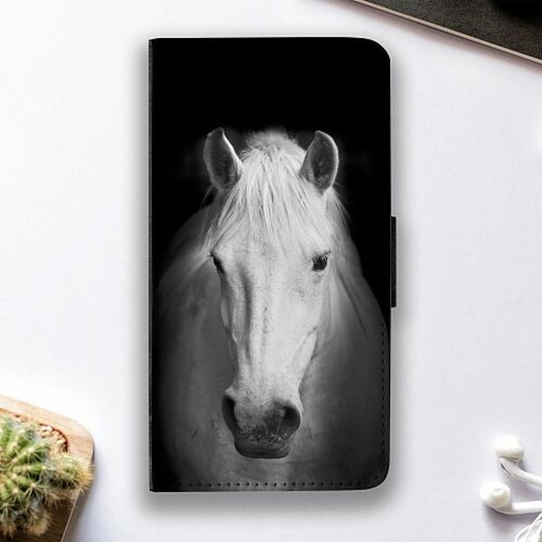 Huawei P Smart (2018) Fodralskal Häst