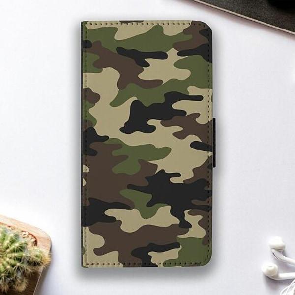 Apple iPhone 7 Fodralskal Militär