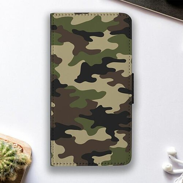 Huawei P Smart (2018) Fodralskal Militär
