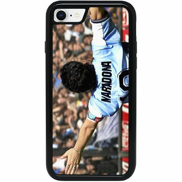 Apple iPhone 8 Heavy Duty 2IN1 Diego Maradona