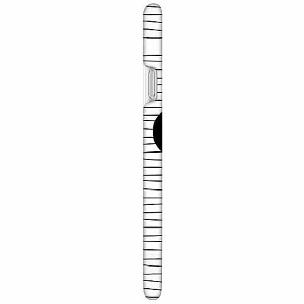 Apple iPhone 7 LUX Mobilskal (Matt) Ninja Panda With A Twist