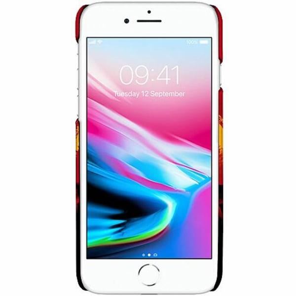 Apple iPhone 7 LUX Mobilskal (Matt) Red Dead Redemption 2