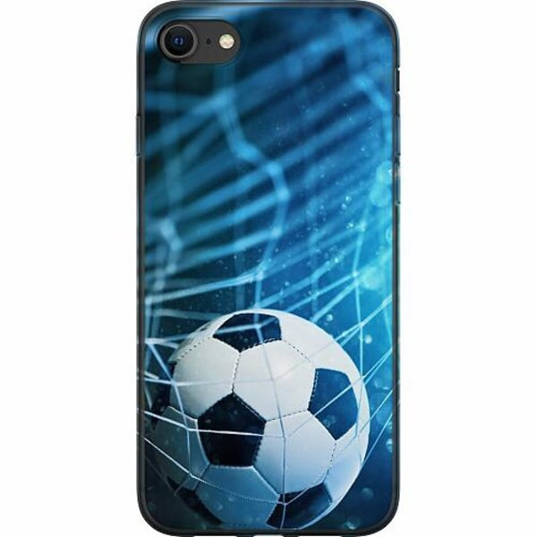 Apple iPhone 8 Mjukt skal - Fotboll