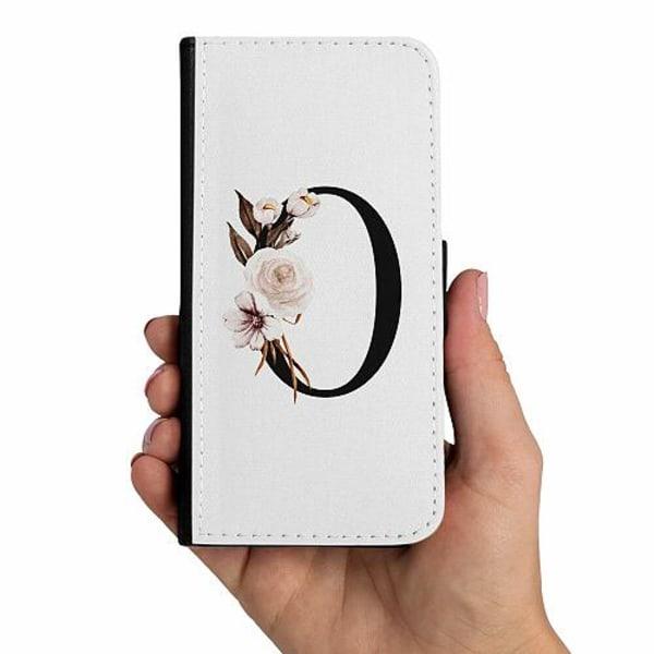 Samsung Galaxy A52 5G Mobilskalsväska Bokstäver