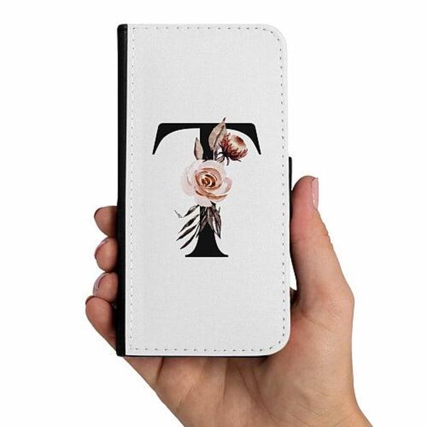 Samsung Galaxy A50 Mobilskalsväska Bokstäver