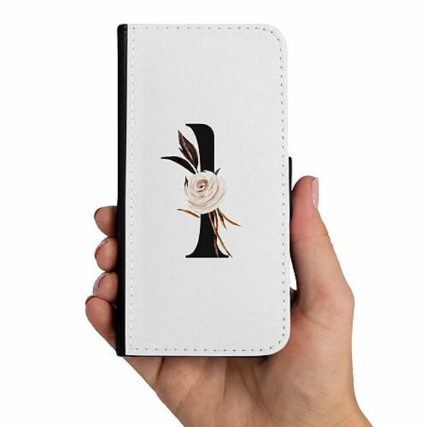 Xiaomi Mi 10T Lite Mobilskalsväska Bokstäver