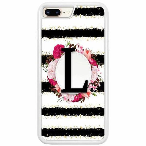 Apple iPhone 7 Plus Duo Case Vit L