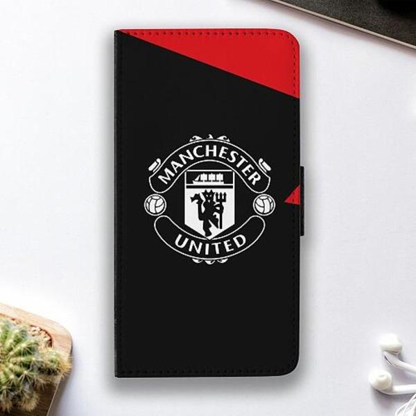 Huawei P Smart (2021) Fodralskal Manchester United FC