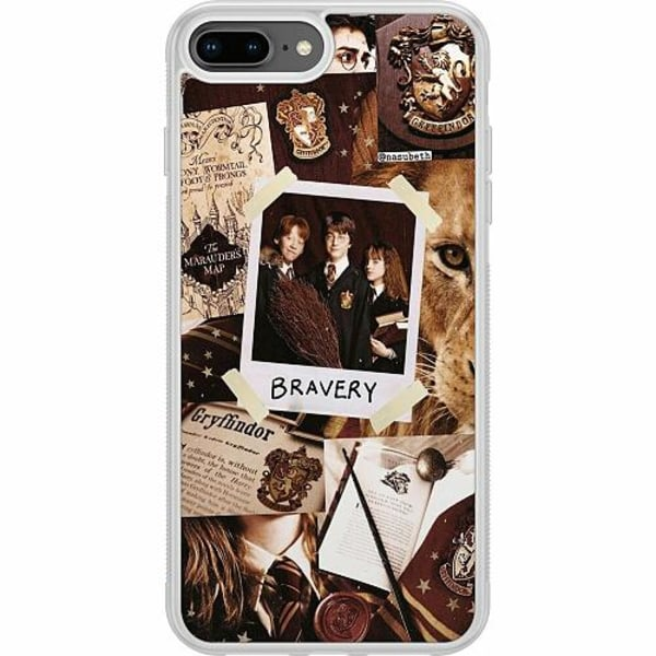 Apple iPhone 8 Plus Soft Case (Frostad) Harry Potter