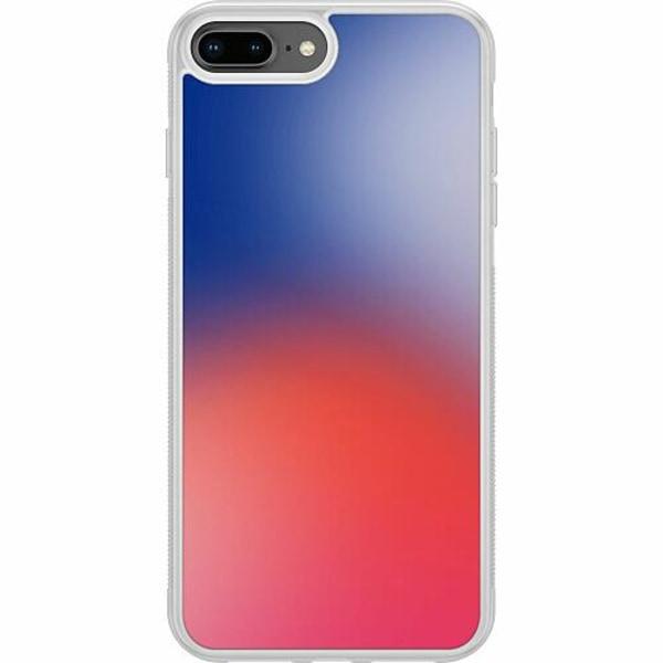 Apple iPhone 7 Plus Soft Case (Frostad) Pattern