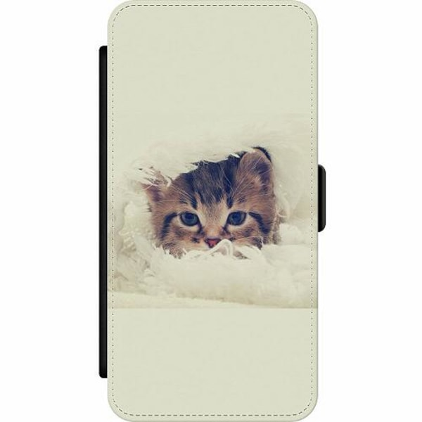 Samsung Galaxy S9 Wallet Slim Case Grumpy Cat