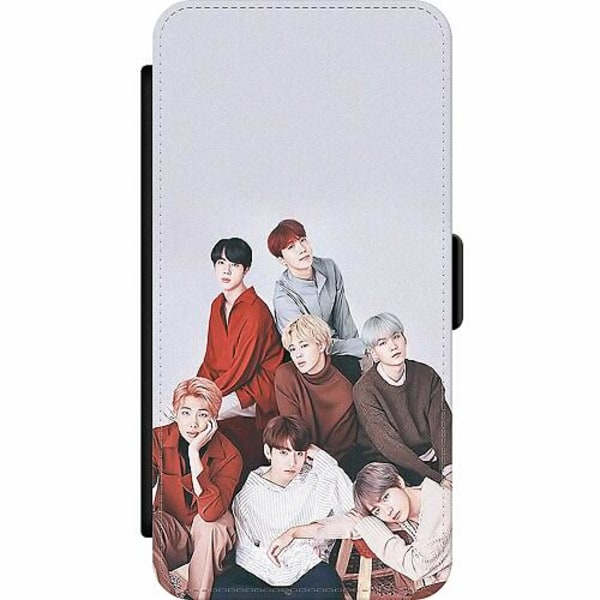 Huawei P40 Pro Wallet Slim Case K-POP BTS