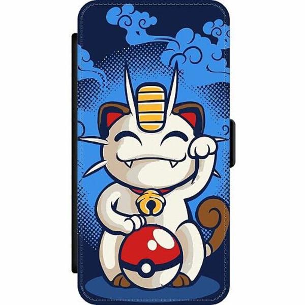 Samsung Galaxy S8 Wallet Slim Case Pokemon