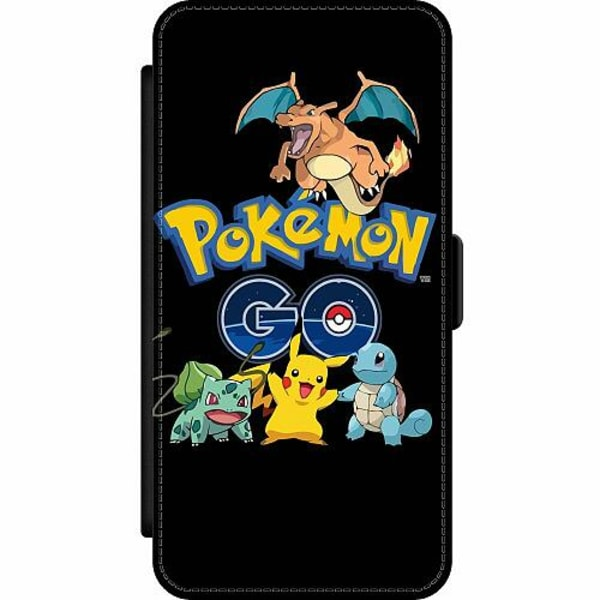 Samsung Galaxy A10 Wallet Slim Case Pokemon