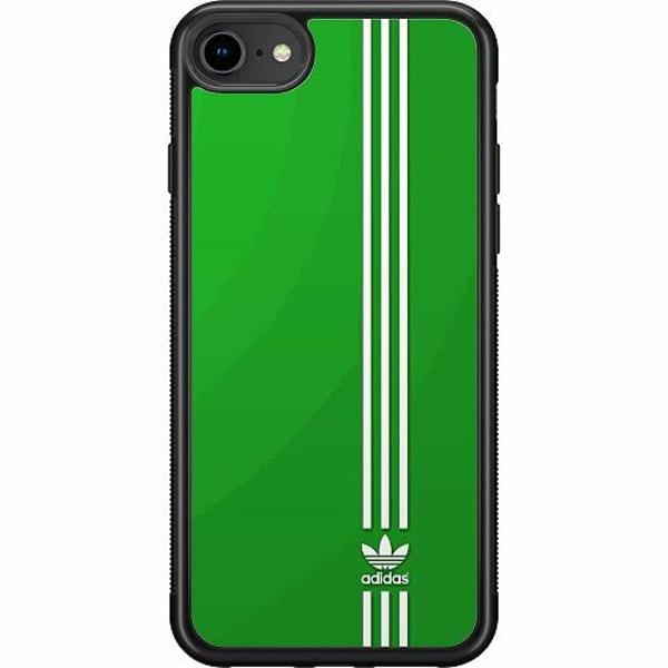 Apple iPhone SE (2020) Soft Case (Svart) Adidas