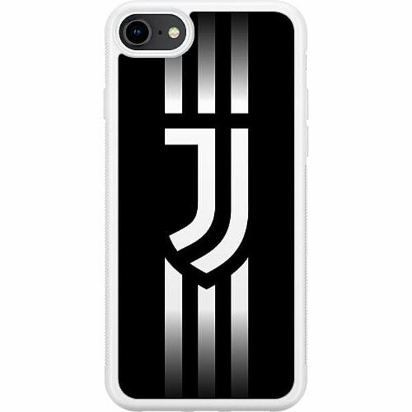 Apple iPhone 8 Soft Case (Vit) Juventus FC
