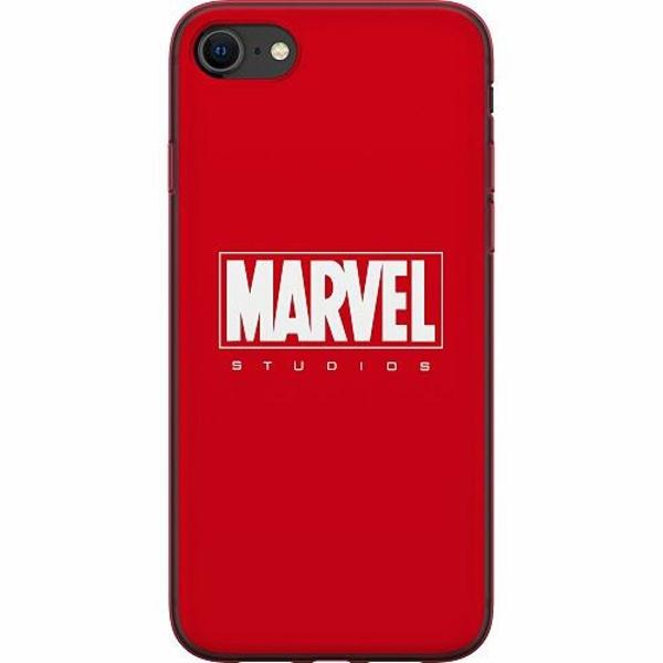 Apple iPhone SE (2020) Mjukt skal - Marvel