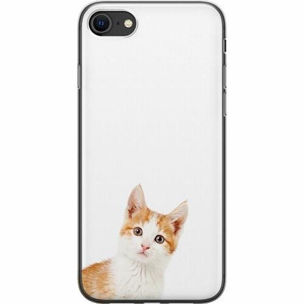 Apple iPhone SE (2020) Mjukt skal - PopUp Cat
