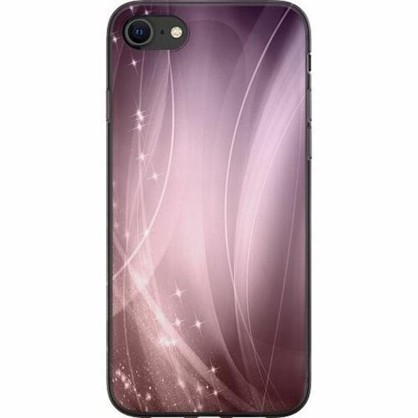 Apple iPhone SE (2020) Mjukt skal - Rosa