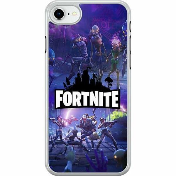 Apple iPhone SE (2020) Hard Case (Transparent) Fortnite